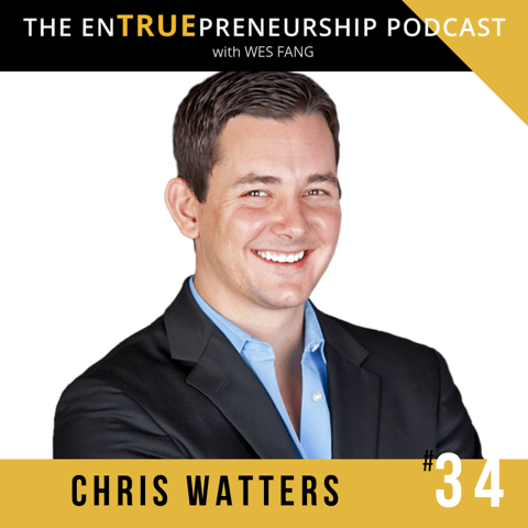 Success Comes to the Coachable — Chris Watters